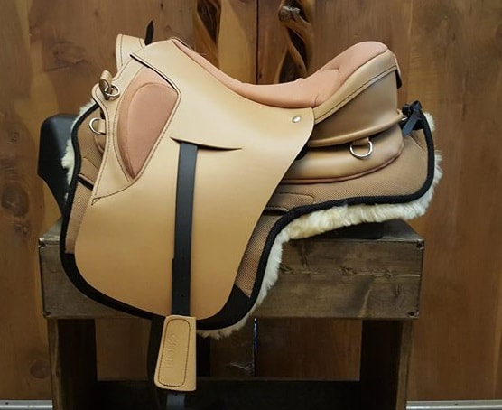 Treeless Saddle FAQs - NATURAL EQUINE TREELESS SADDLERY